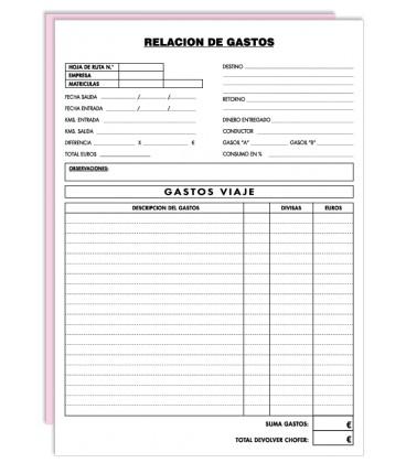 Talonarios A4 (21x30cm)-No Personalizable