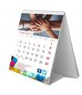 Calendario sobremesa 10x15 con imágenes