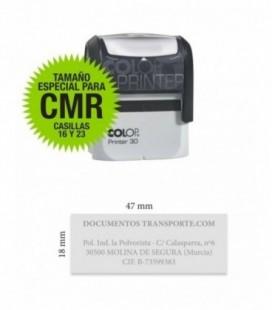 Sello Printer 30 para CMR
