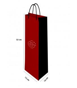 Bolsa para botellas de vino