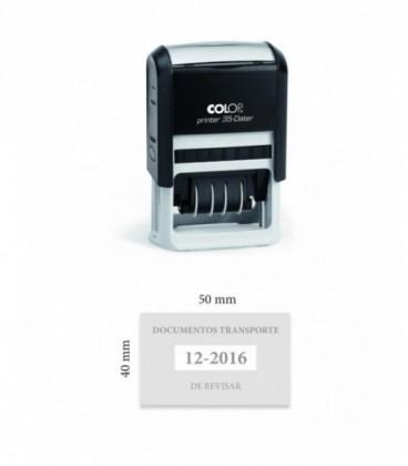 Sello Printer 35 Dater