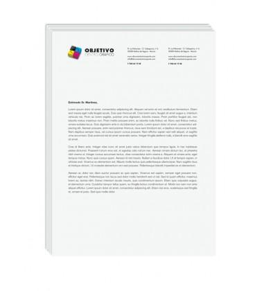 Papel para Cartas o facturas A4