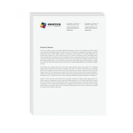 Papel carta, factura o albarán