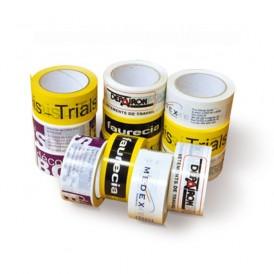 Precinto y cintas adhesivas